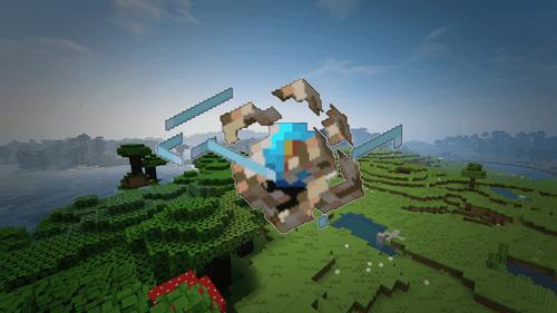 ᐉ Cómo Activar Un Conducto En Minecraft